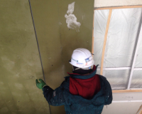 外構工事•内外断熱工事